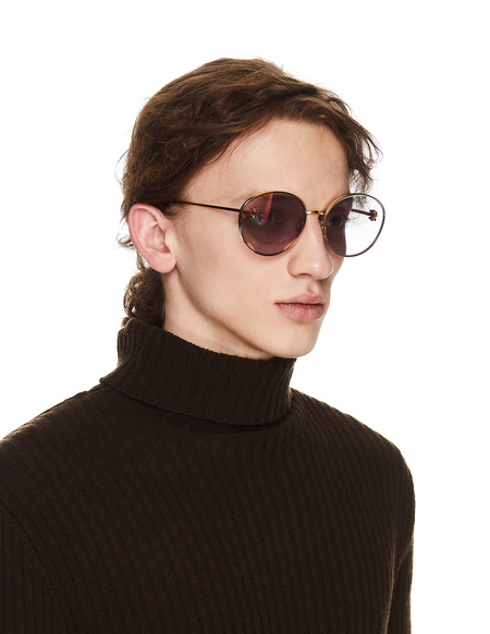 Doublet Round Sunglasses - Pink
