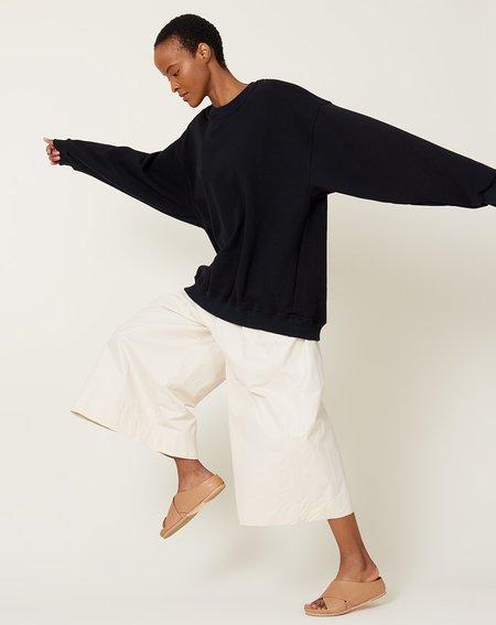 Lloyd Oversized Sweatshirt - Black