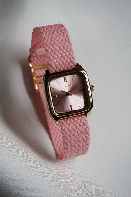 Laps Prima Nova Watch - Pink