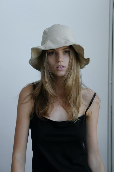 Wellington Factory Everyday Hat - Beige