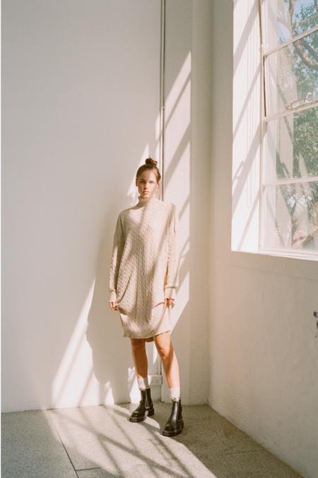 Wellington Factory Yoko Dress - Natural