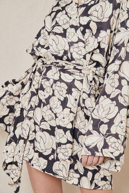 Nanushka Lara Mini Dress - Porcelain Rose