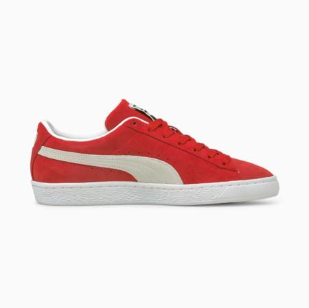 Puma Suede Classic XXI - Red/White