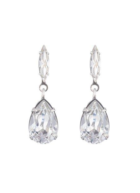 Dannijo Indy Earrings - Swarovski crystals