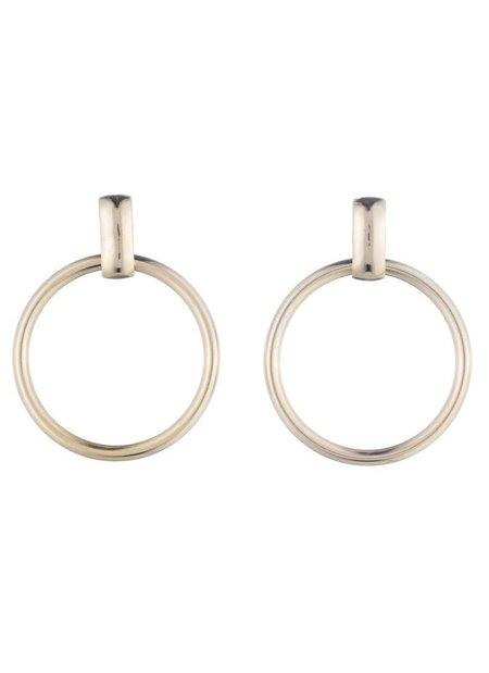 Dannijo Rylan Earrings - Silver