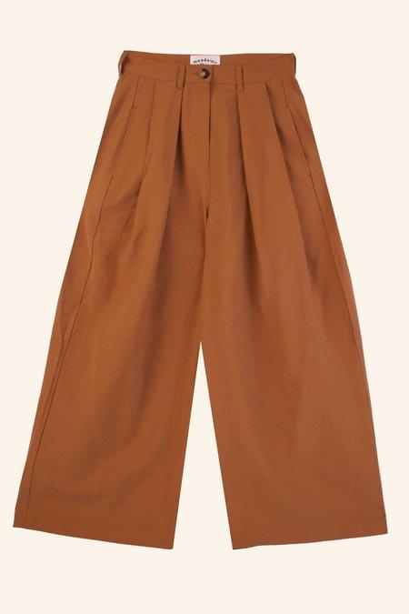 Meadows Sanne Trouser Pants - Nude