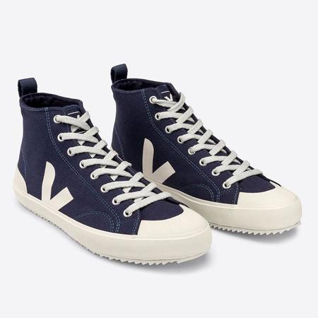 VEJA Nova High Top Canvas Sneakers