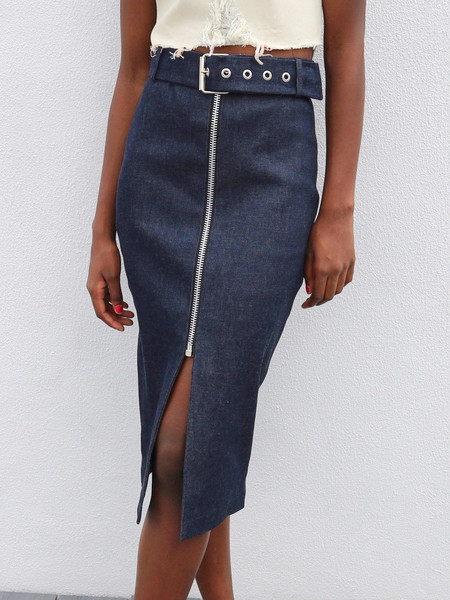 Markoo The Denim Skirt