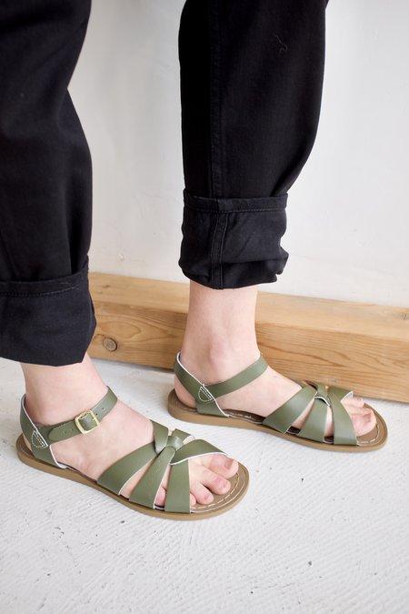 Salt Water Sandal Original Sandal - Olive