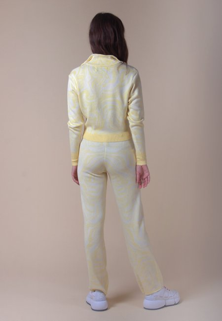 House of Sunny The Bay Tracksuit - blonde