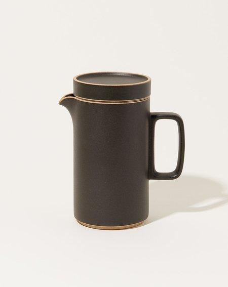 Tall Tea Pot in Black