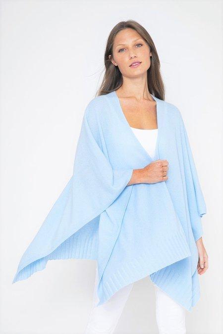 Heidi Says Ruana Kimono - Sky