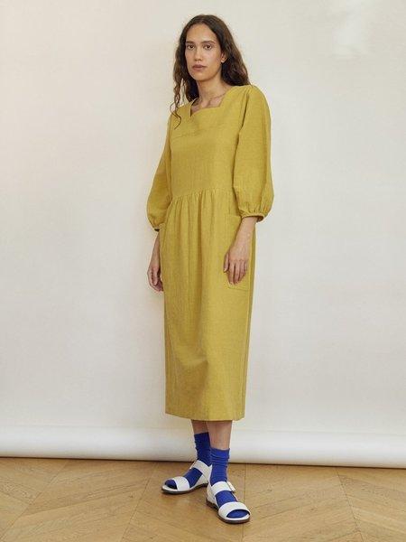 Sideline Lotte Dress - Yellow