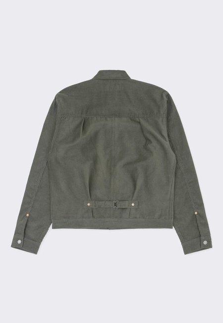 Workware 3606XX Corduroy Jacket -  green