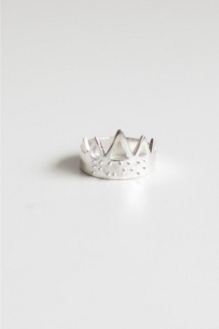 Covet + Keep Kelly Ring | Silver