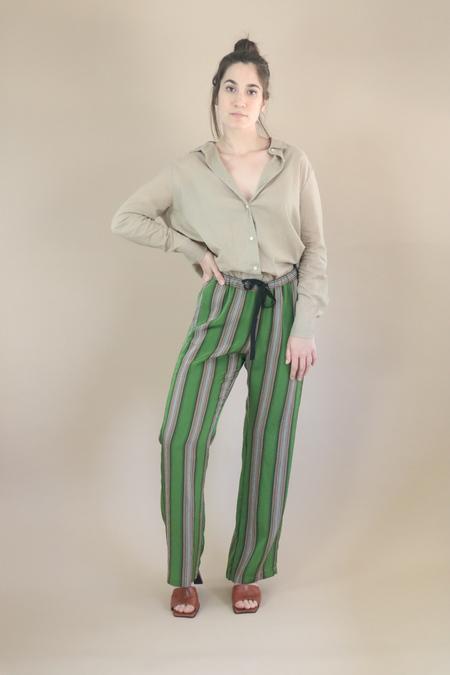Diega Paris Patayo Pants - Striped Print