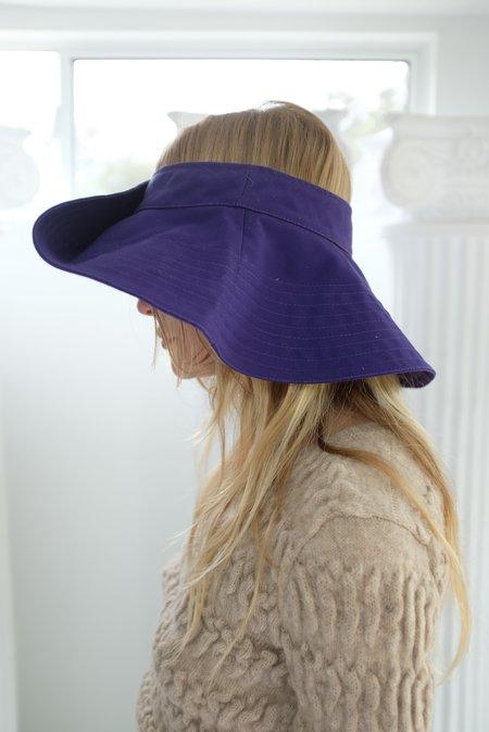 Beklina La Selva Hat - Purple