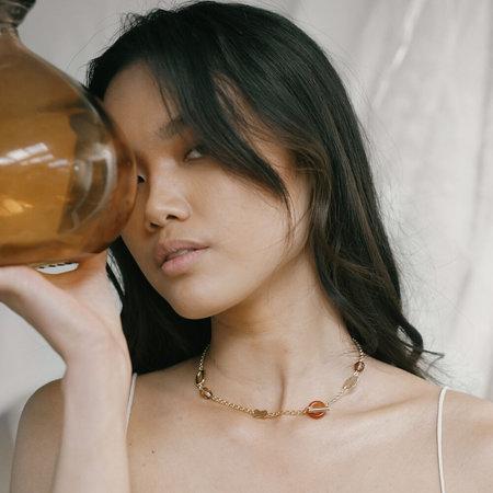 Lindsay Lewis Jewelry Myles set - Gold