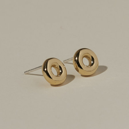 Lindsay Lewis Jewelry Mia Earrings - Gold