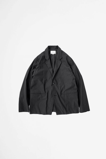 Still By Hand Relaxed 2B jacket - ink black