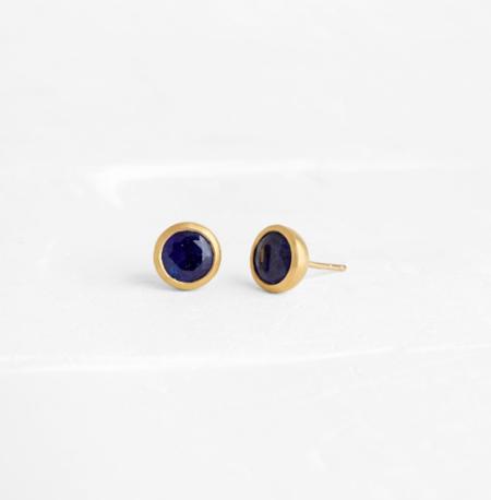 Agas & Tamar Sapphire Earrings