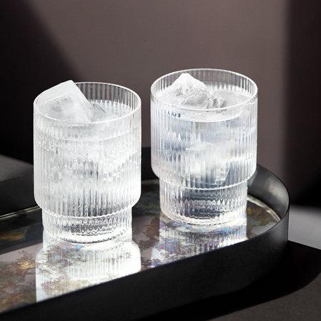 Ferm Living Ferm Ripple Glasses