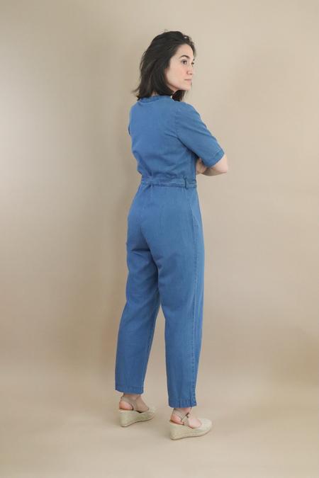 Nice Things Paloma Jumpsuit - Denim