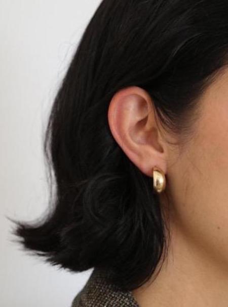 Lisbeth Jewelry Hanna hoops - 14k Gold Fill