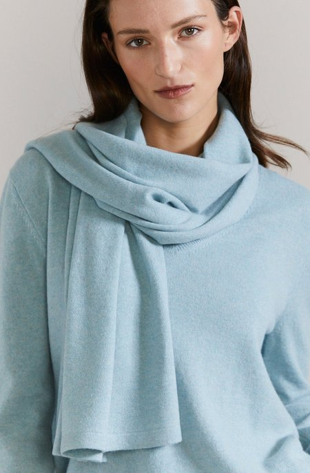 Laing Home Cashmere Scarf - Misty Jade