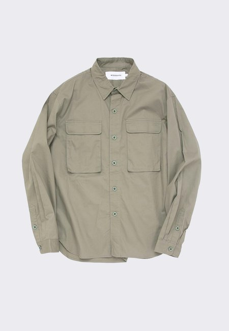Workware Caf Shirt - green