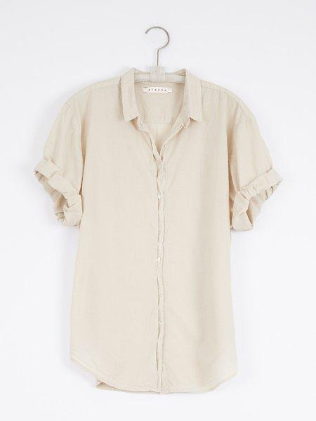 Xirena Channing Shirt - Salt