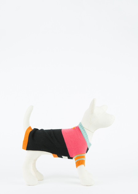 Ware of the Dog Crazy Stripe Pullover