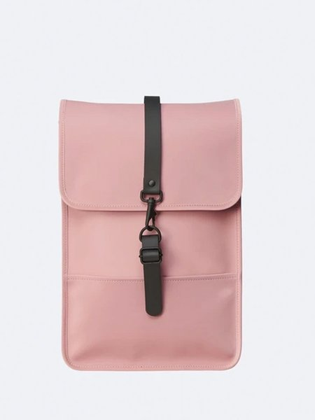 Unisex Rains Backpack Mini - Coral