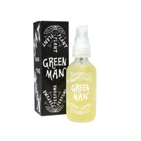Fat and The Moon Plant Perfume - Green Man