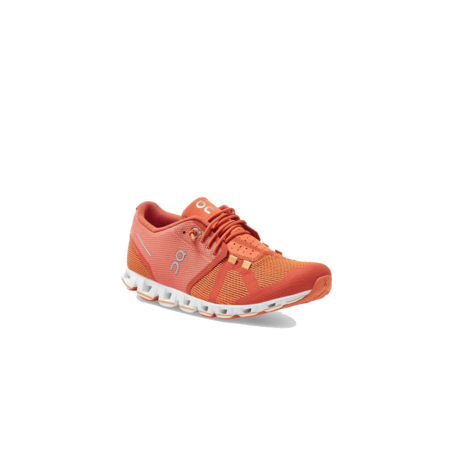 On Shoes Cloud Sneakers - Chili/Rust
