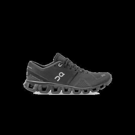 On Shoes Cloud X Sneakers - Black/Asphalt