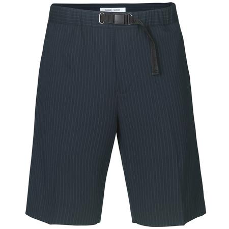 Samsoe Samsoe Agnar Shorts - Night Sky Stripe