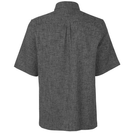 Samsoe Samsoe Taro No Shirt - Black Melange