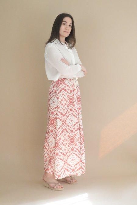 Diega Jamso Skirt - Tie Dye Pink
