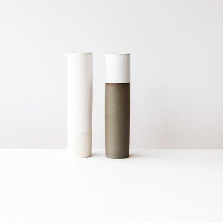 Atelier Trema Tall Ceramic Water Pitcher / Vase