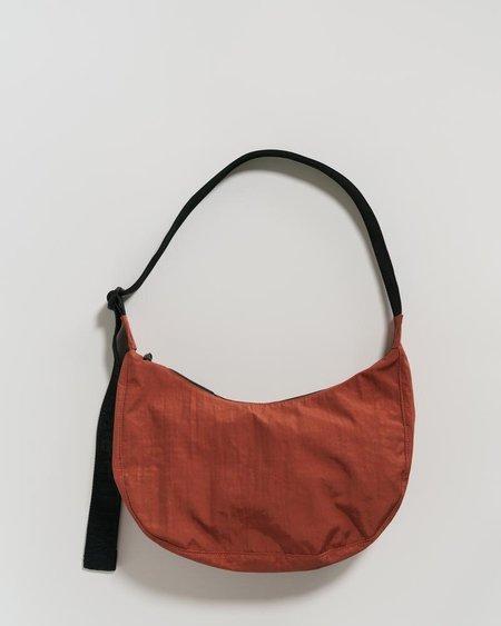 Baggu Medium Nylon Crescent Bag - Sienna