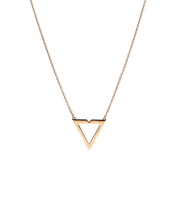 Maria Black Vamp Necklace