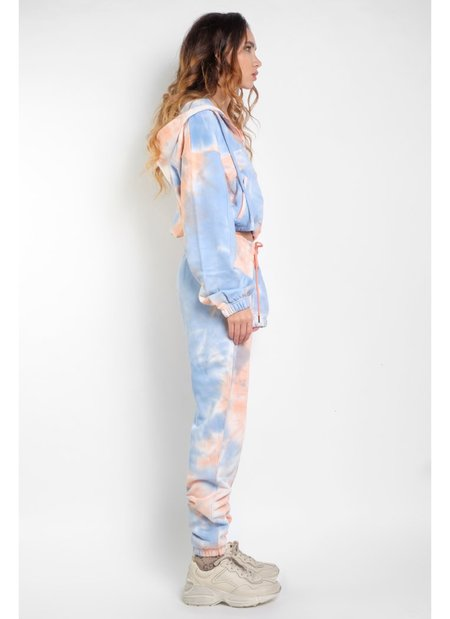 Ducie Track Pant - Candyfloss