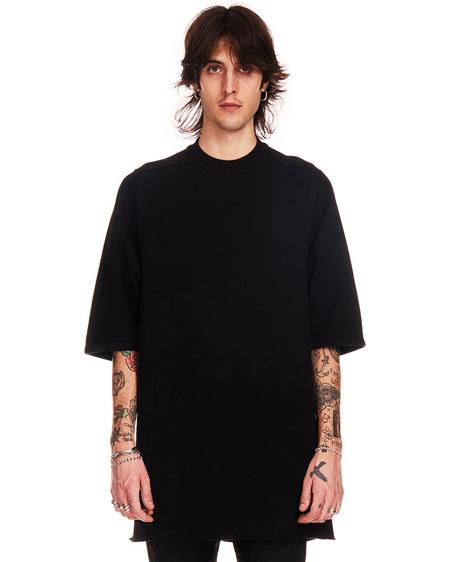 Rick Owens DRKSHDW Jumbo Sweater - black