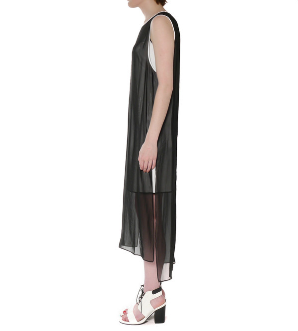 Helmut Lang Vanish Double Layered Dress