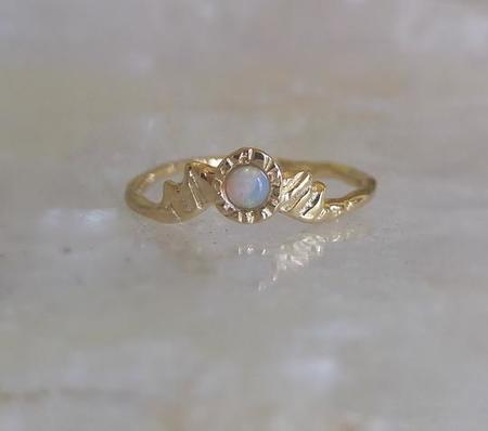 Communion by Joy Star Radiance Ring - Opal