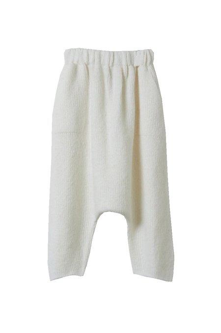 Atelier Delphine Kiko Alpaca Pant - Cream