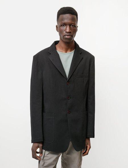Lemaire Patch Pocket Jacket - Black