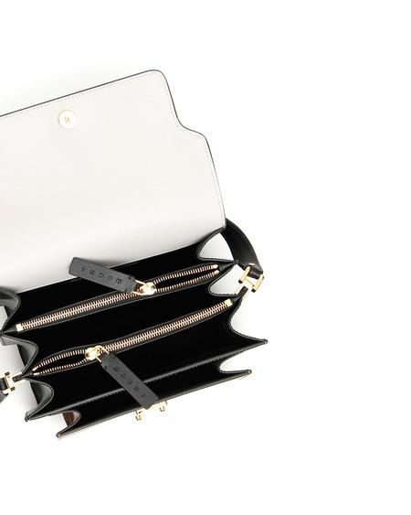 Marni Medium Trunk Leather Bag - Multicolor