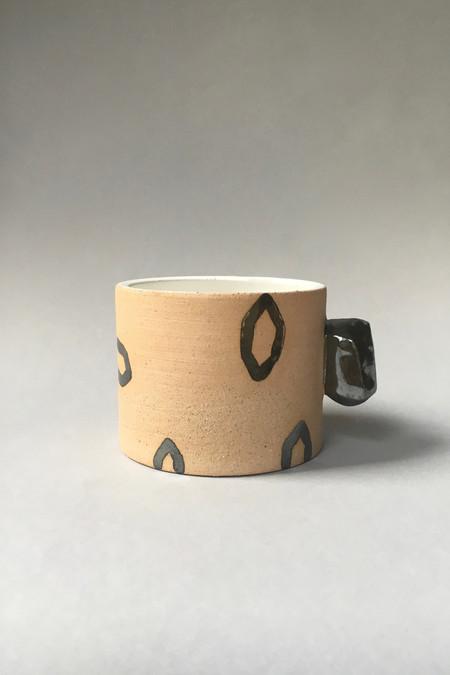 Jed Ceramics Crystal Outline Mug